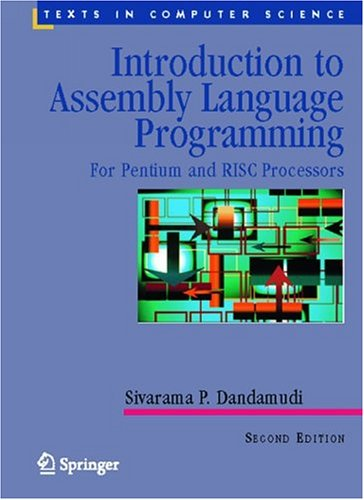 Pentium and RISC Assembly Language Programming